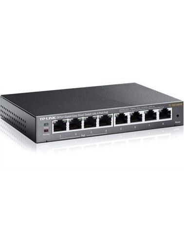 TP-LINK TL-SG108PE 8 Port 10/100/1000 Easy Smart 8 Port PoE Switch 4 Adet Poe Renkli
